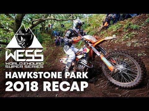 A Legendary Hawkstone Park Recap | Enduro 2018