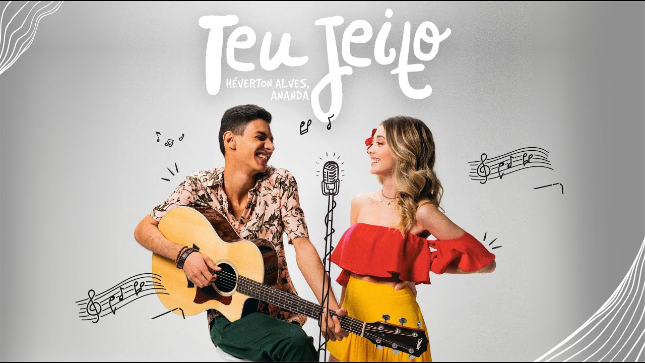 Ananda e Héverton Alves – Teu Jeito (Official Music Video)