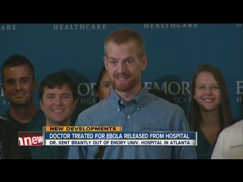 Two American Ebola patients released from hospital
