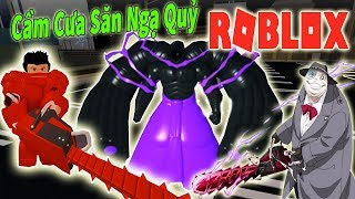 Roblox-Use Blade Rotten Follow hungry daemons Hunt Demons Meet Dark And Tatara links | Ro-Ghoul