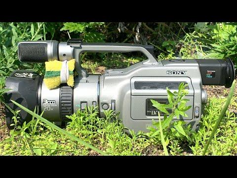 Sony VX1000   Skateboarding Vaporwave Montage