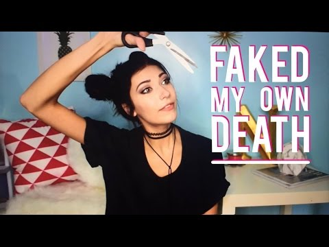 HOW I FAKED MY OWN DEATH | Storytime
