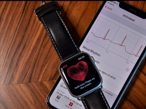 ECG APP on Apple Watch Available in 19 More Countries - How to Install