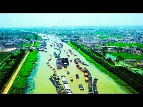 "China To Build Their Own ""Panama Canal"""
