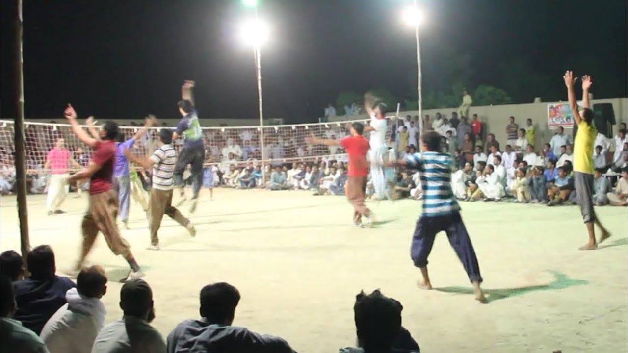 Download Shooting Volleyball Best Match 2019 - Ful 3rd Game - Warraich Stadium 431 | Best Volleyball Match |