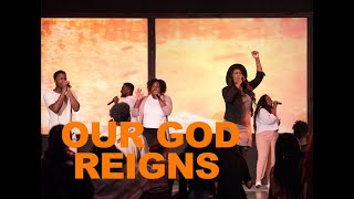 Our God Reigns By Israel Houghton | Influence Jubilee