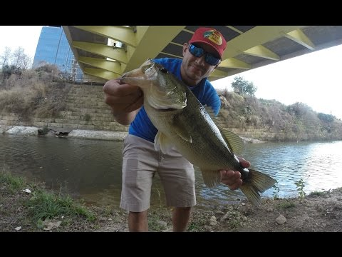 Austin Texas Bass Fishing 1080p HD