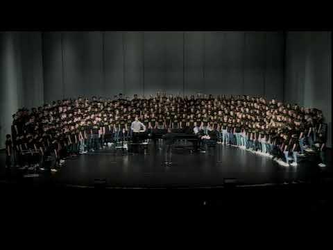 Hellstern Middle School   Spring Choir Performance