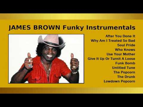 JAMES BROWN Funky Instrumentals