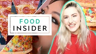 Food Insider is someones BTEC media project