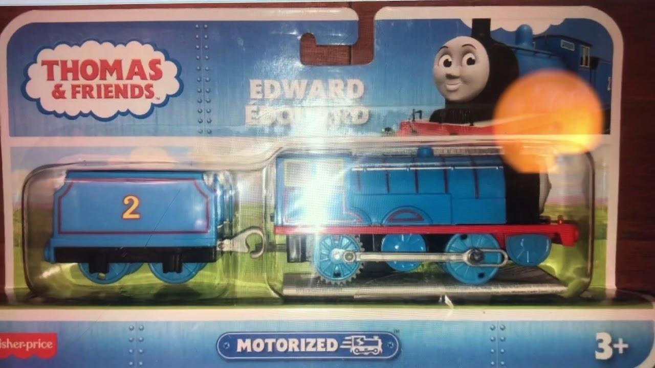 Motorized Edward