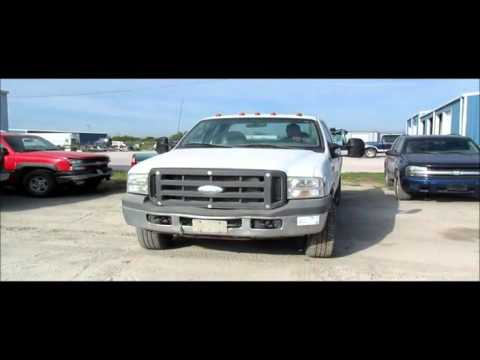 2005 Ford F350 Super Duty XL SuperCab pickup truck for sale | sold at auction October 21, 2015
