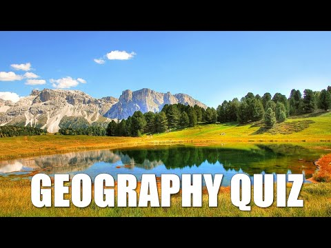 Fun Geography Quiz