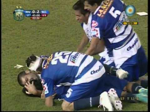 River 0 vs All Boys 2 (Gol Rodriguez - La Red - Mariano Closs)