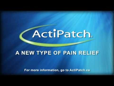 Natural, Drug-Free Back Pain Relief - Revolutionary Therapy from ActiPatch