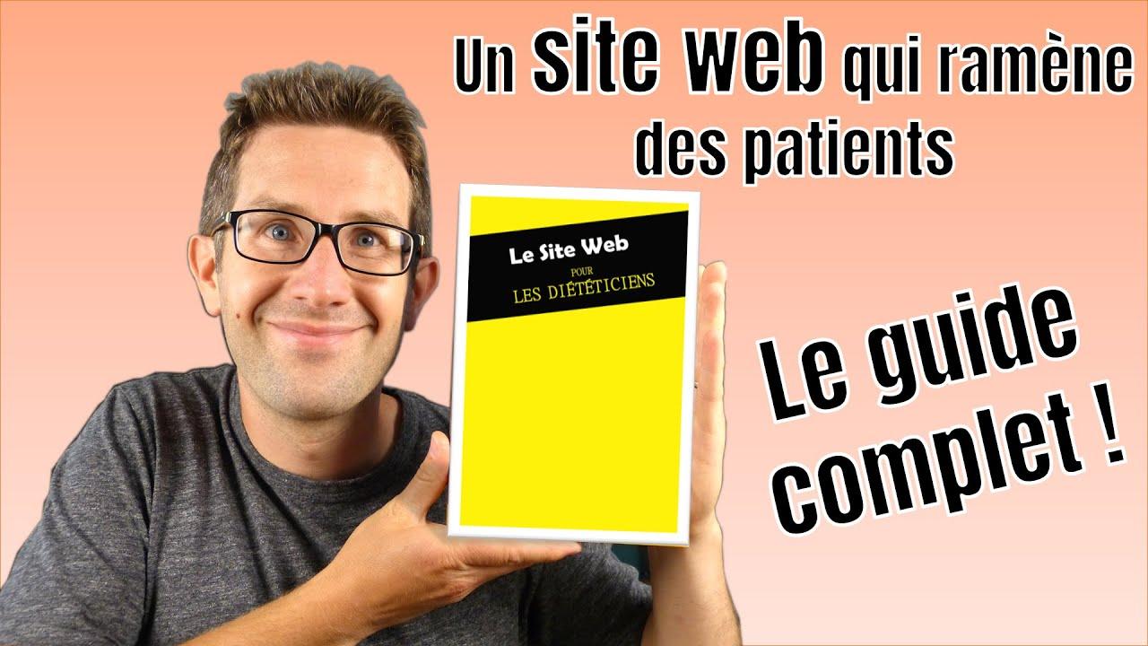 Attire plus de patients avec ton site web