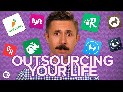 Is It Smart To Outsource Your Chores?