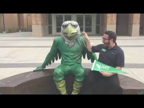 Welcome to the University of North Texas!