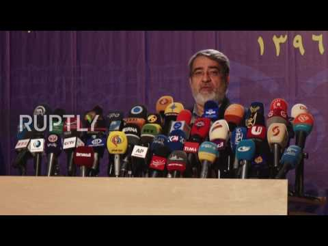 Iran: Incumbent Rouhani wins Iran's presidential election