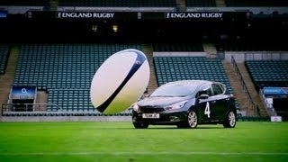 Car Rugby at Twickenham (First Half) - Top Gear - Series 19 - BBC
