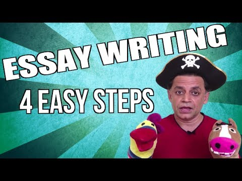 Видео Essay writing format for interview