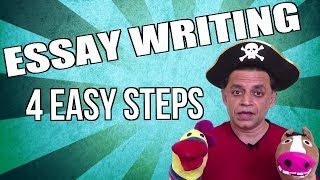 Essay Format - How to Write an English Composition in 4 Easy Steps!