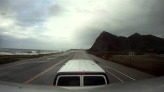 Airstream Trailer Cam X: California Hwy 1