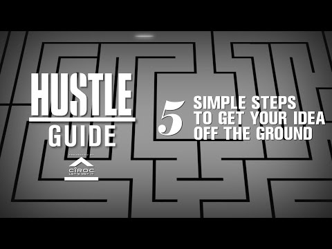 5 Simple Steps To Get Your Idea Off The Ground