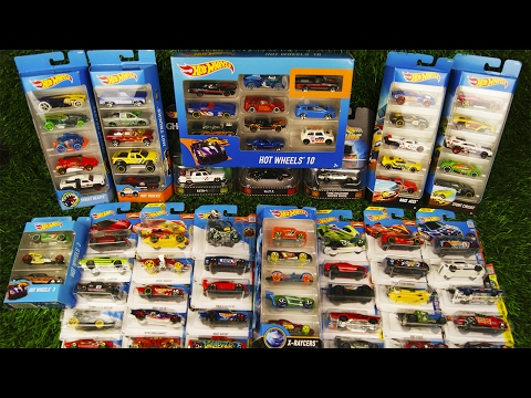Hot Wheels Cars Collection 70+ (Hot Trucks, Street Beasts, Race Aces And Other)