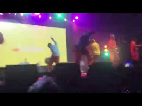 """BROCKHAMPTON performing """"BOOGIE"""" LIVE at The Observatory"""