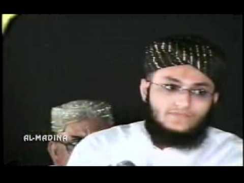 Hafiz Tahir Qadri - Tumhi Farsh Se Arsh Per Jaanay Wale
