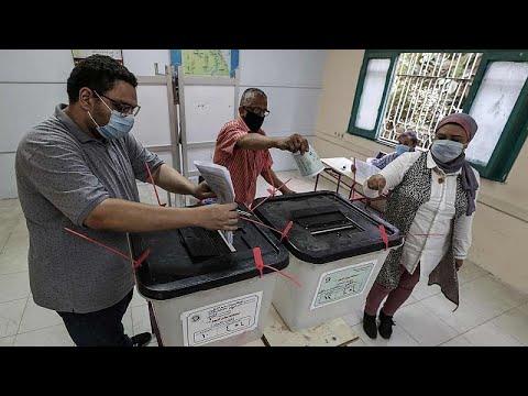 فيديو: المصريون يدلون بأصواتهم في انتخابات مجلس الشيوخ  - نشر قبل 3 ساعة