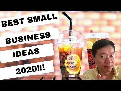 TOP 5 Small Business Ideas NOW! 🤫