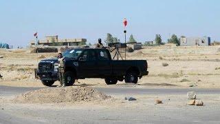 Suicide bomber kills senior Iraq police officer in Baiji | Video from Baiji