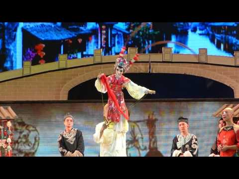 Sichuan Opera - Variety shows 2016