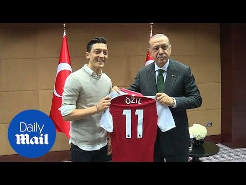 Mesut Ozil retires from Germany after Erdogan encounter - Daily Mail