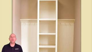 Install Custom Bookcases To Organize And Beautify Your Home