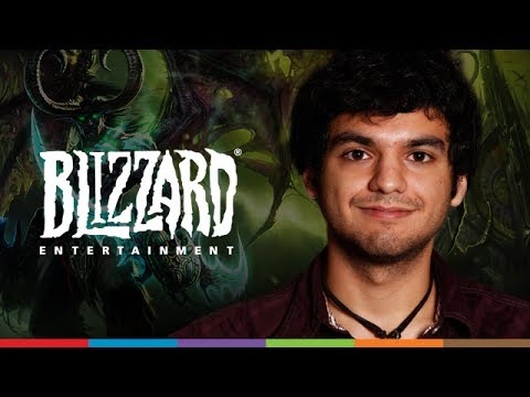 Guest Speaker: Chris Darin from Blizzard