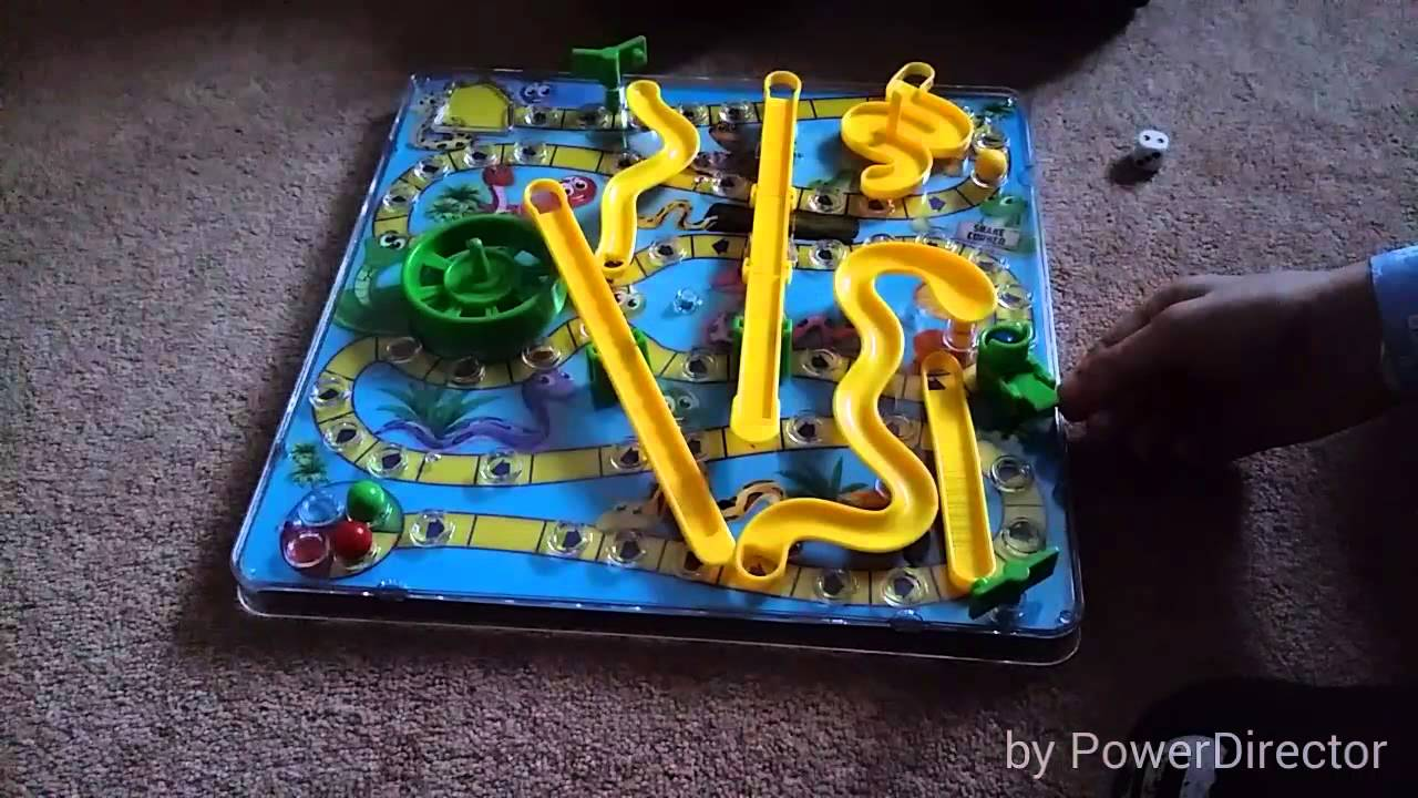 3d Snakes And Ladders Epic Youtube