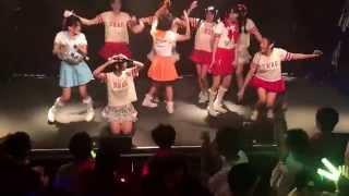 2015.10.10 DaisukI&ベースボールガールズコラボイベント! だいすき 作...