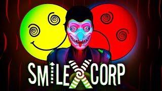 Побег из Студии УЖАСОВ Босс-Убийца - Smiling-X Corp