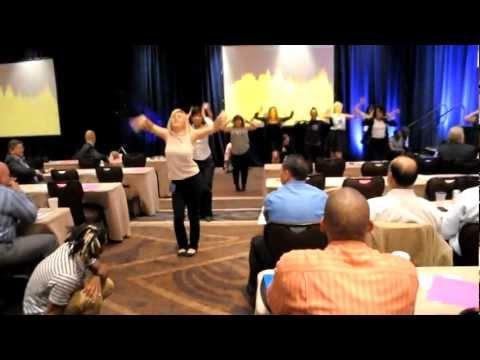 Managed Markets Summit Flash Mob - Las Vegas