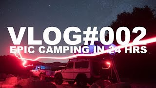 Baixar Camping in 24hrs with Booboo Stewart - VLOG#002