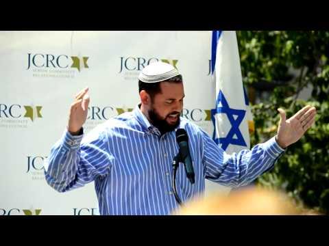 Rabbi Uri Topolosky At