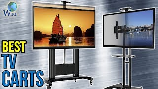 10 Best TV Carts 2017