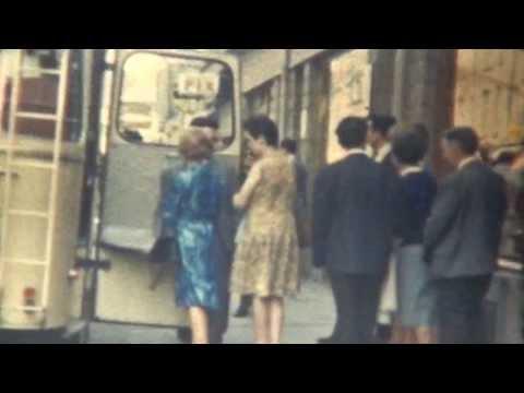 Excursions et un noel des années 1960