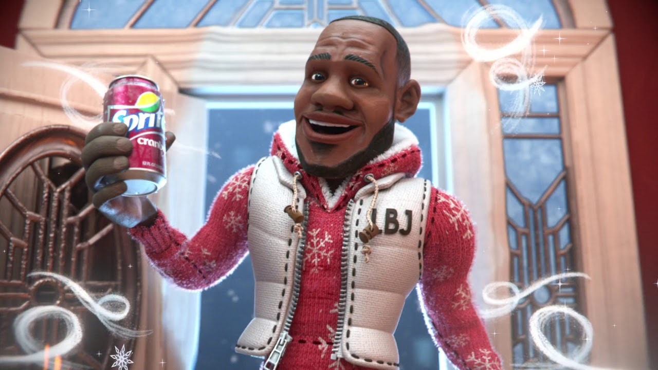 LeBron James Takes 'I Promise' School On board The Polar Express [VIDEO]