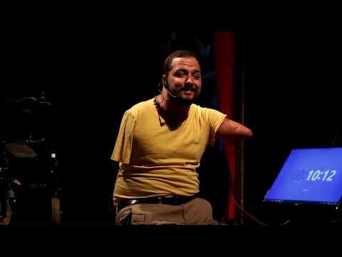 Um admirador da vida | David Cesar | TEDxPUCMinas