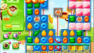 Candy Crush Jelly Saga Level 911 - NO BOOSTERS ***