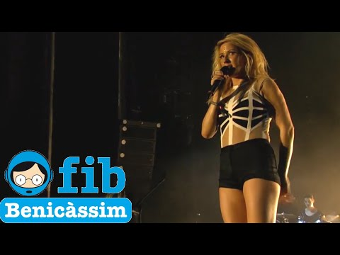 Ellie Goulding - You My Everything | Benicassim 2014